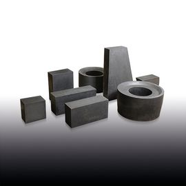 Several shaped and unshaped refractory products